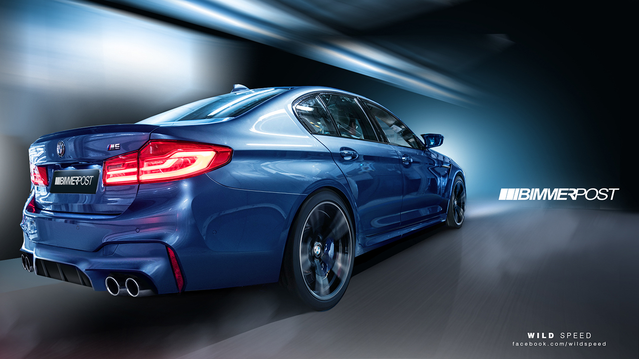 bmw customer preview confirms f90 m5 will get over 600 hp. Black Bedroom Furniture Sets. Home Design Ideas
