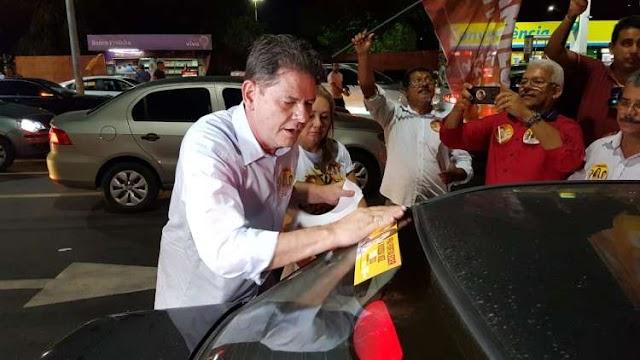 Governo Camilo é exemplo para o país, afirma Cid Gomes