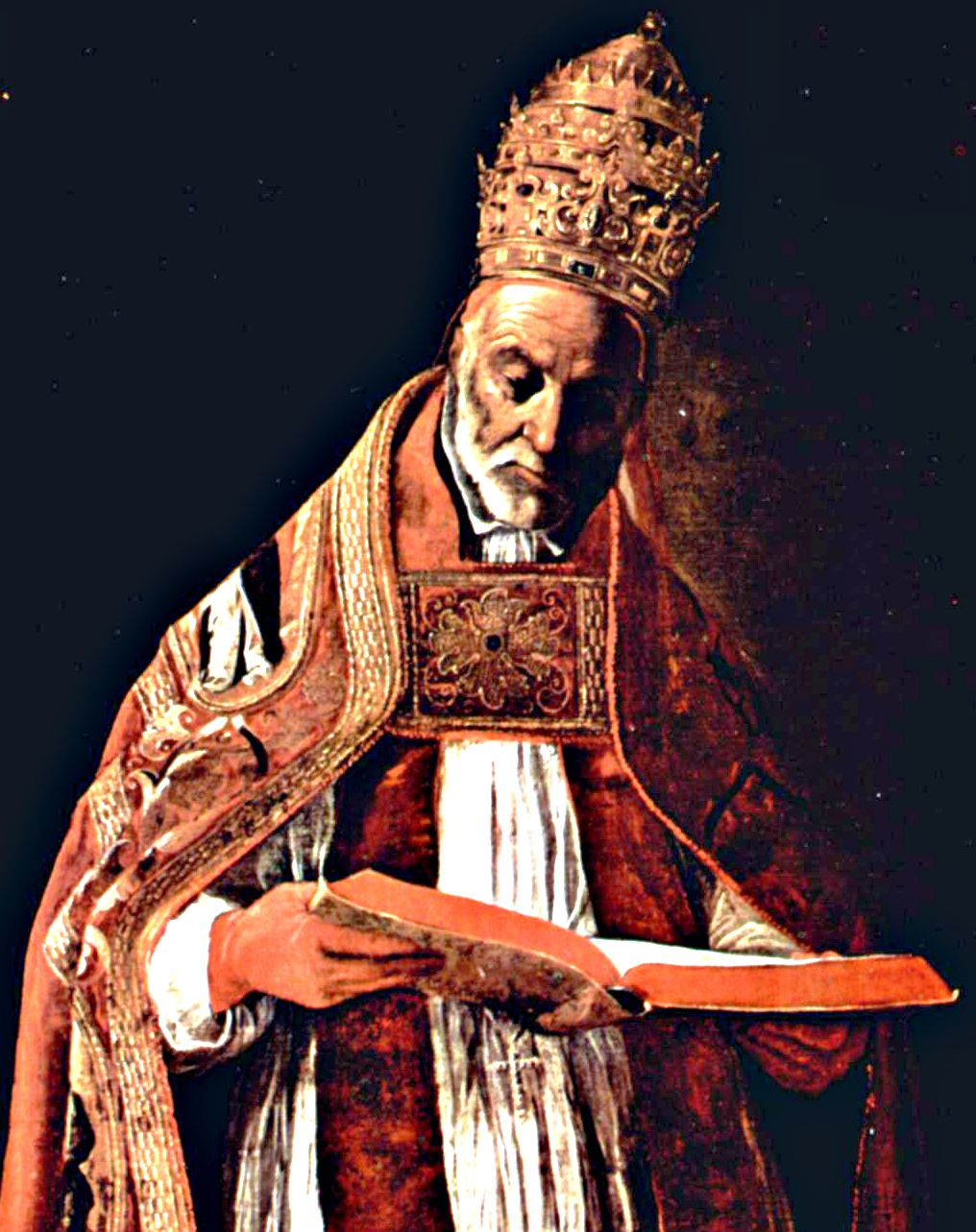 gregory the great No single person in the history of the church other than st benedict did more to reverse the dark age than gregory the great  pope gregory i combined pastoral.