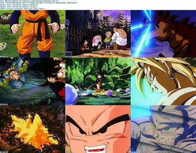Dragon Ball Z: El Regreso de Broly español latino