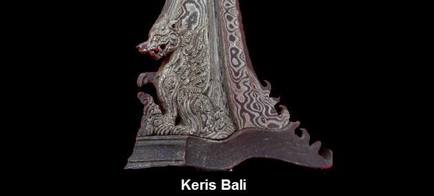 Keris Bali