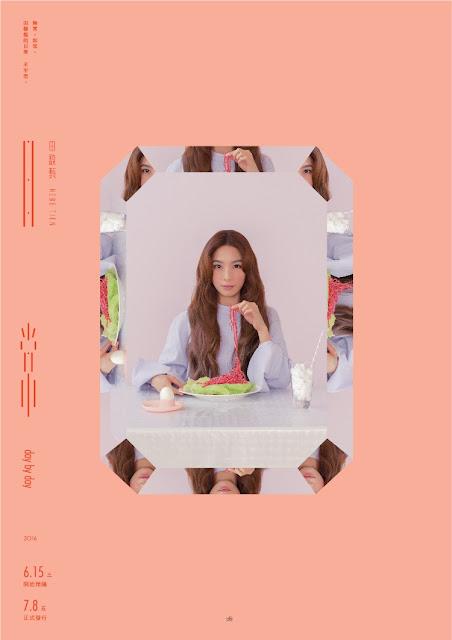 Hebe田馥甄新專輯【日常】預購 哪裡買