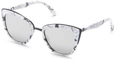 Quay Australia My Girl Sunglasses in Marble/Silver