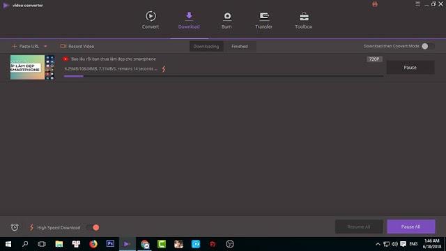 Wondershare Video Converter Ultimate 10.2.5.166 Full Crack – phần mềm download video với chỉ đường link và đổi định dạng video