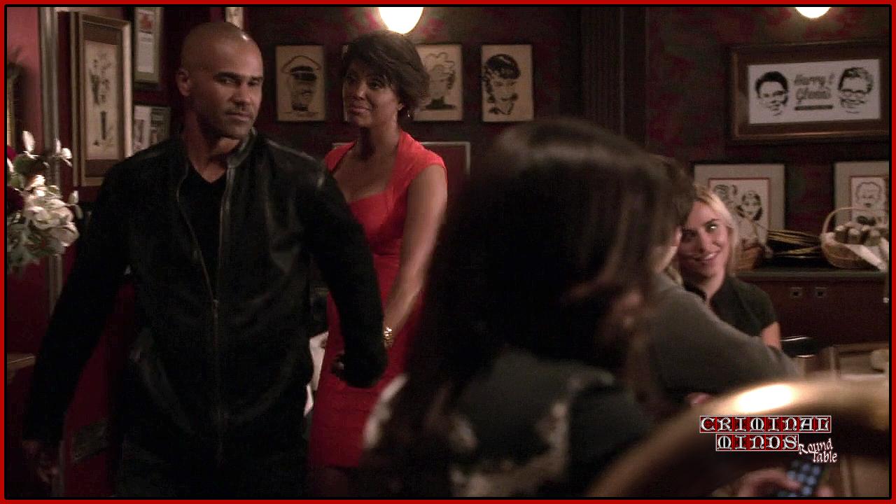 Criminal Minds Round Table: CRIMINAL MINDS Season 11 - 1111  Entropy