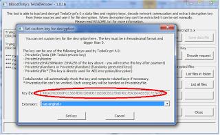 cara mengembalikan file yang terenkripsi