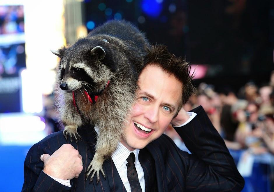 """James Gunn não será recontratado para """"Guardiões da Galáxia Vol. 3"""""""