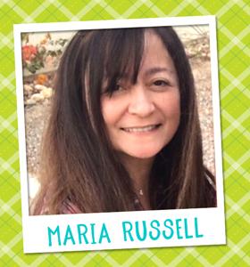 Maria Russell | Design Team Member for  Newton's Nook Designs #newtonsnook