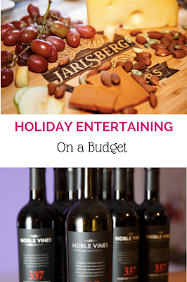 Holiday entertaining on a budget