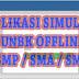 Aplikasi Sederhana Simulasi UNBK Offline Untuk SMP / SMA / SMK