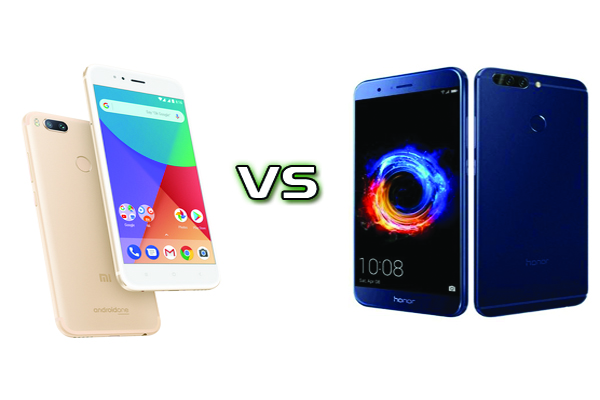 Xiaomi Mi A1 vs. Honor 7x – Which One Real Winner?