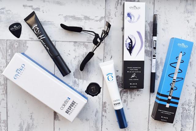 Eyeko mascaras and eyeliners
