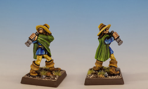Talisman Spy, Citadel Miniatures (1987, sculpted by Aly Morrison)