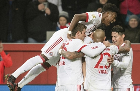 Bayern Munchen Awali 2018 dengan Kemenangan