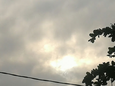 gerhana matahari pekanbaru