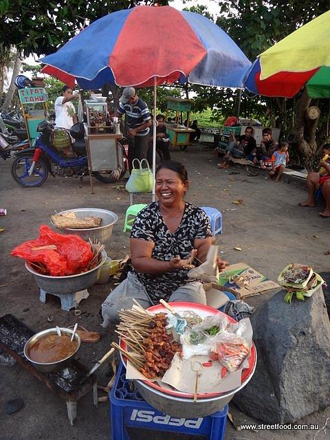 B Kyu A Week Of Street Food In Bali