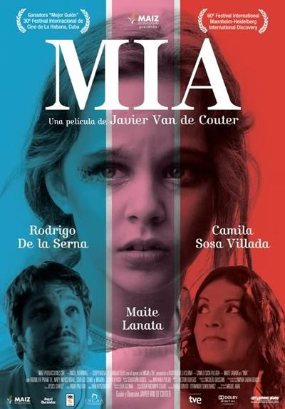 Mía (2011) DVDRip Español Latino