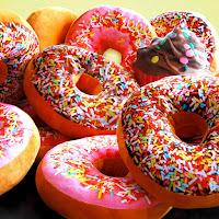 Geschenkideen aus dem Onlineshop Radbag.de - Donut Kissen