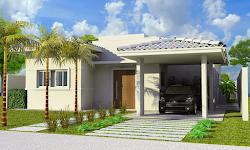 Fachadas de Casas Simples Bonitas e Pequenas! Decor Salteado Blog de Decoração Arquitetura e Construção