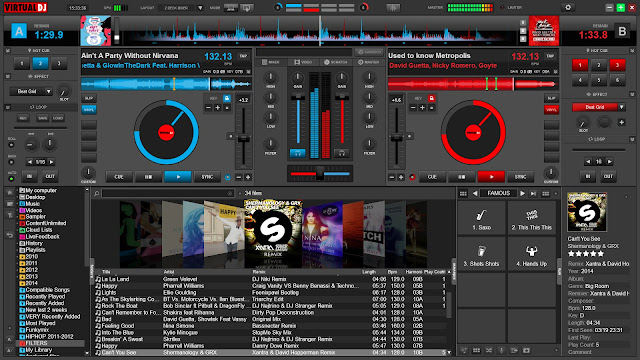 Atomix Virtual DJ Pro 8.0.2338 Multilingual + Content + Patch/Keygen/Crack