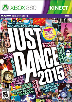 Just Dance 2015 Xbox 360 Region NTSC Español