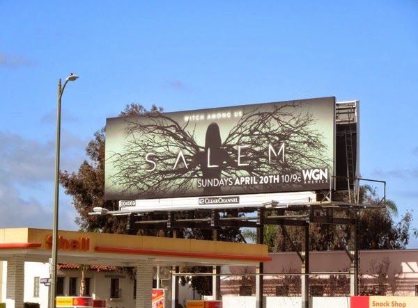 Salem season 1 billboard