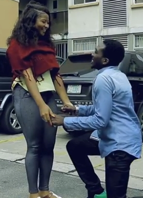 comedian bovi proposed to girlfriend