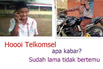Call Center Telkomsel dari Telepon Rumah