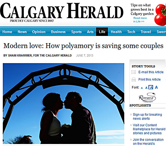 dating website for polyamory