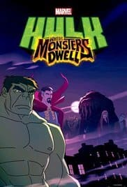 Hulk - Onde os Monstros Habitam Filmes Torrent Download capa