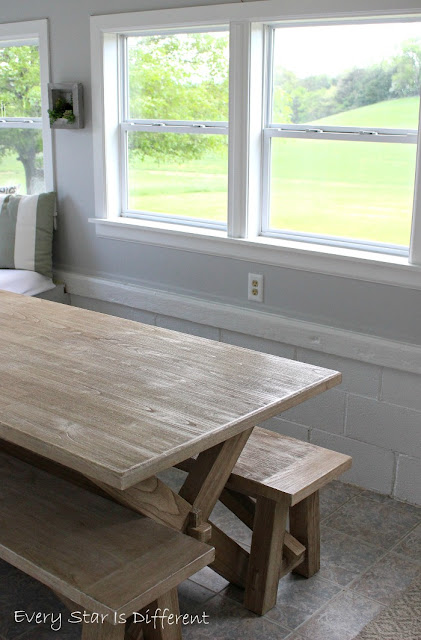 A Minimalist Montessori Home Tour: The Dining Room View