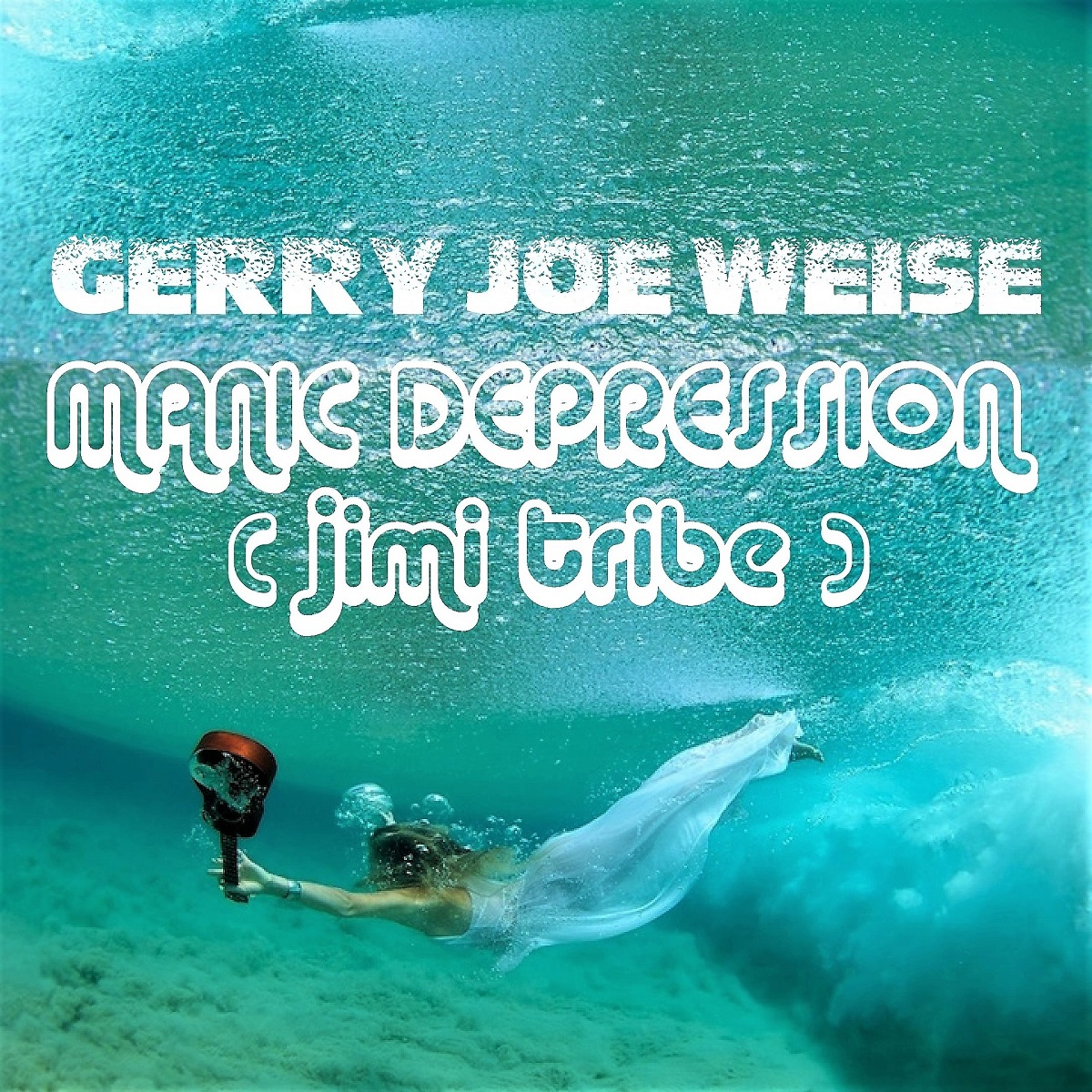 Manic Depression (Jimi Tribe), 2018 single EP