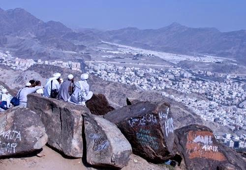 Jabal Tsur Makkah