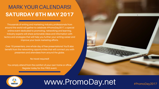 Date Announced for #PromoDay2017 Event