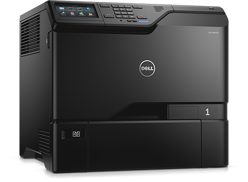 how to install firmware for dell s5840cdn