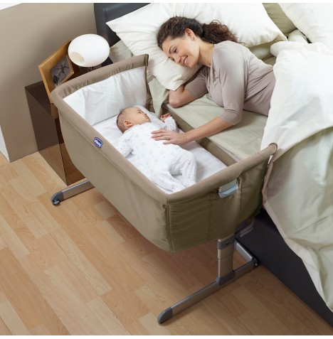 Chicco Next2Me Bedside Crib at Online4Baby