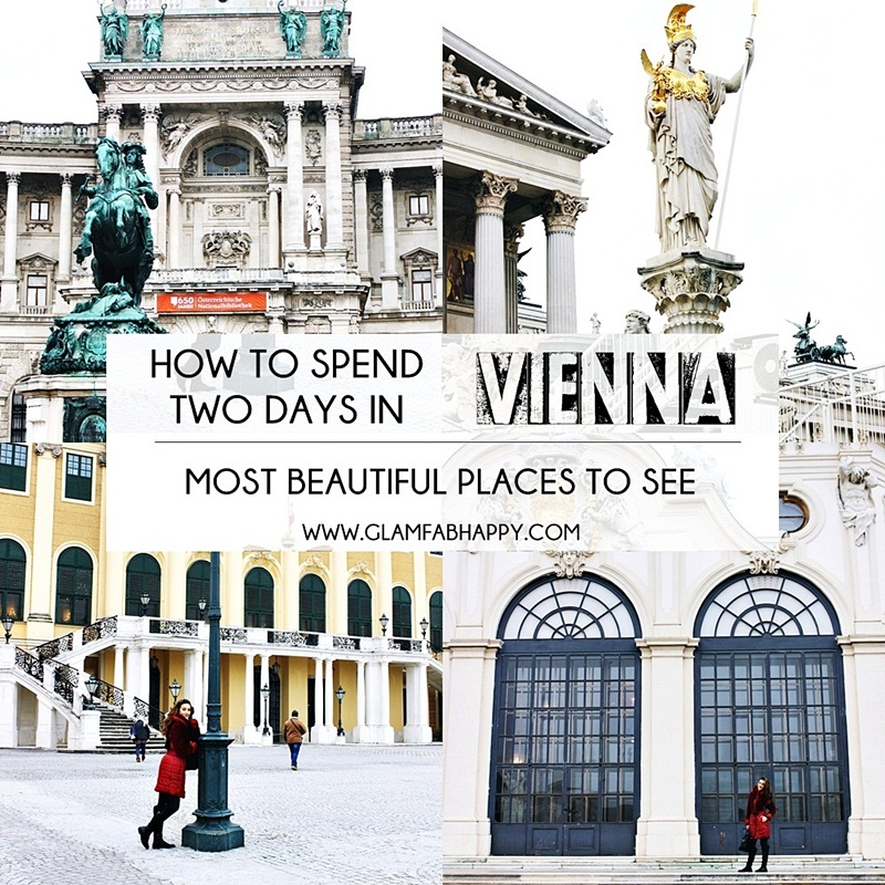 how to send 2 days in Vienna and what to see, Vienna city sightseeing tour