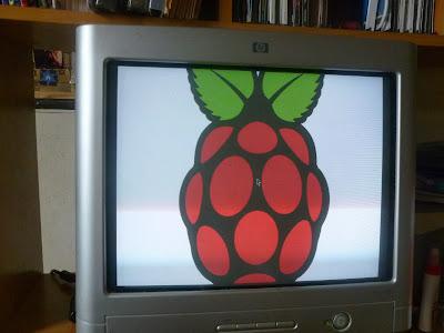 raspberry startx