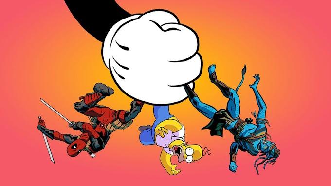 EEUU anuncia que Disney compra 21st Century Fox
