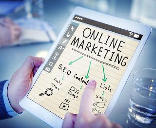 التسويق الالكتروني على الانترنت