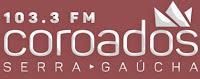 Rádio Coroados FM 103,3 de Nova Prata RS