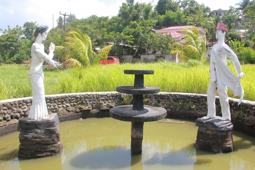 Misteri Patung Menari di Manado - World is Ours
