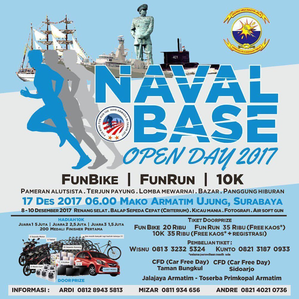 Naval Base Open Day • 2017