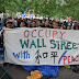 Asian American Community March in Solidarity with Occupy Wall Street