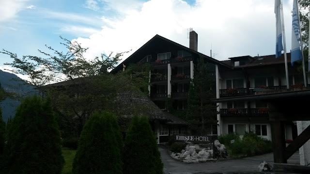 Eibsee hotelli majoitus