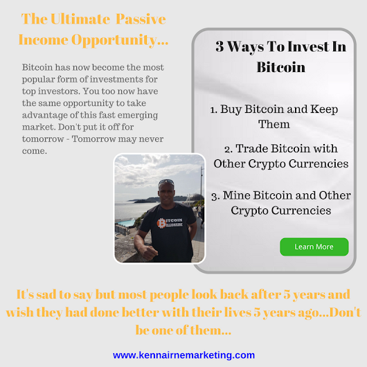 What Is Bitcoin/Crypto Currency? 3 Ways to Invest in Bitcoin/Crypto Currency…