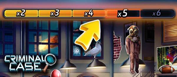 Criminal Case Tip: Combo Bar