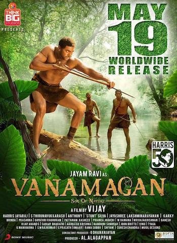 Vanamagan 2017 Dual Audio Hindi Full Movie Download