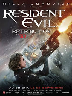 Film Resident Evil: Retribution (2012)