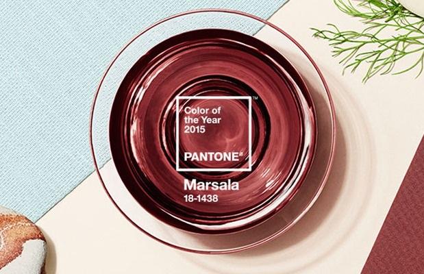marsala - pantone color of year 2015